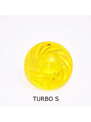 Coperchio TURBO S - Giallo