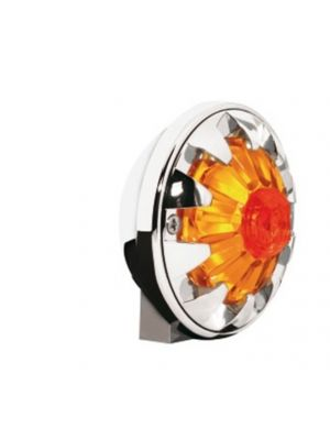 LED illumination fairground - Motorcycle headlight