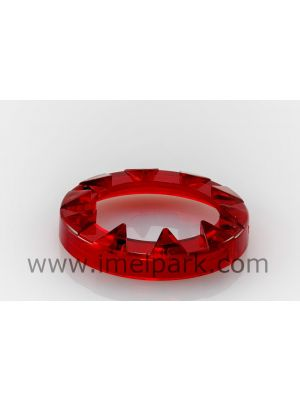 Ring for UFO built - RED