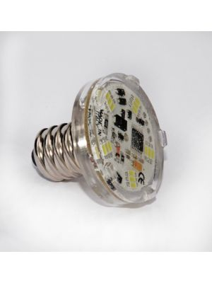 Lampada E14 5 LED 24V WHITE AUTOPLAY  HIGH TECH 1.5W ( 10W )