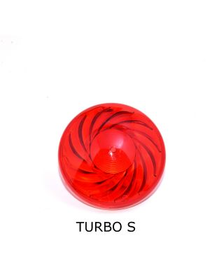 Light for rides - Cover TURBO S - Cabochon big E14