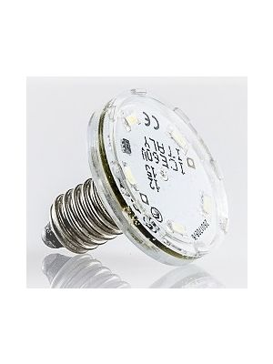 Amusement LED illumination -turbolight-Lamp E14 11 LED 60V 1.2W waterproof (230V-4 series lamps)