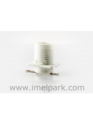 Amusement lights - E14 Lamp holder  for cabochon with solder