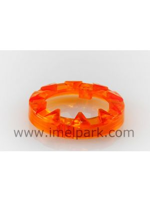 Ring for UFO built - ORANGE